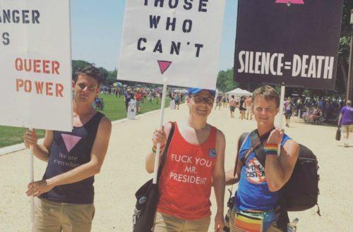 marche égalité slogans