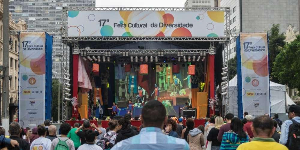 Veja 15 fotos do que rolou na 17ª Feira Cultural LGBT (FOTOS)