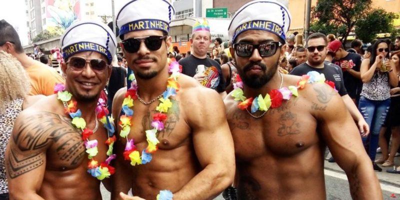 São paulo lgbt pride เกย์ เซาเปาโล