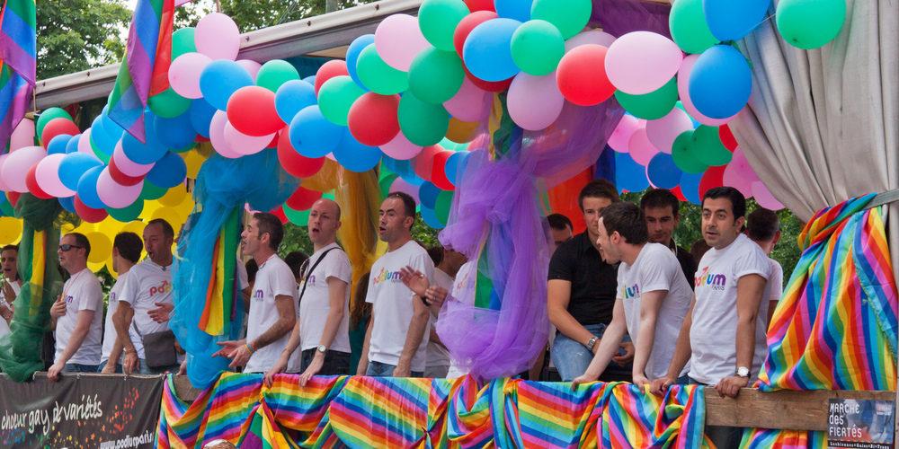 marche des fiertés LGBTI