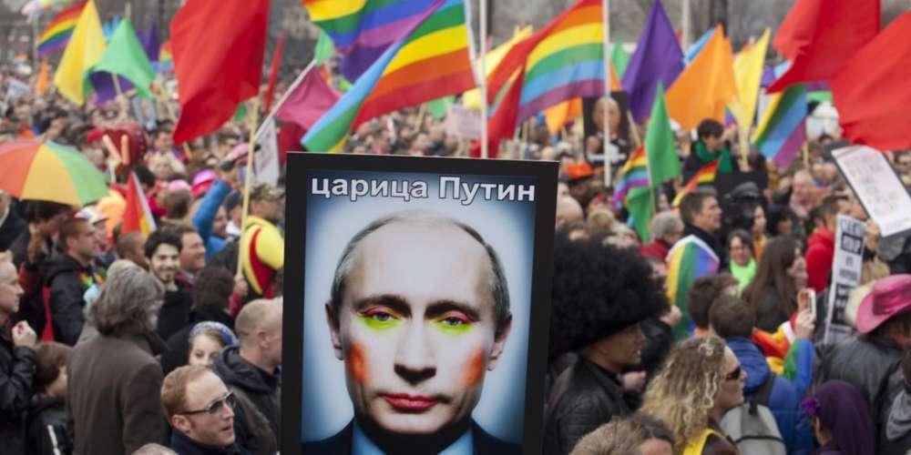 La Prohibición de la «Propaganda Gay» por Parte de Rusia Viola las Leyes Internacionales