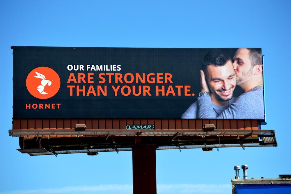 hornet billboard campaign colorado springs
