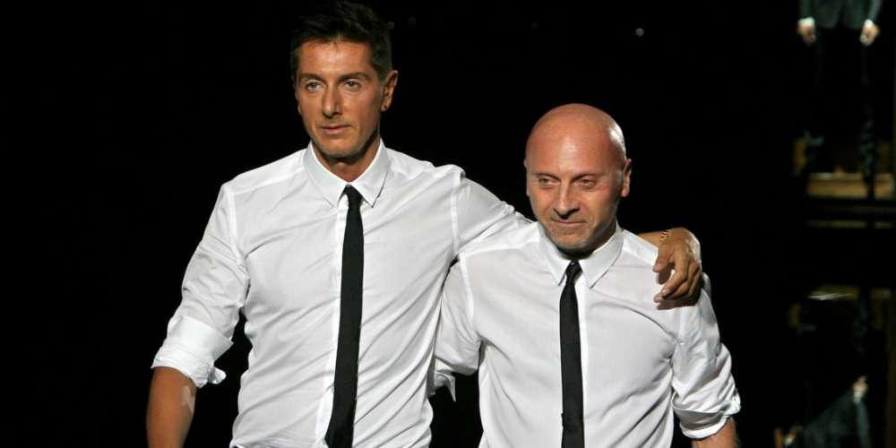 Dolce & Gabbana Drama: A Runway Boycott, the Designers Spar With Miley Cyrus