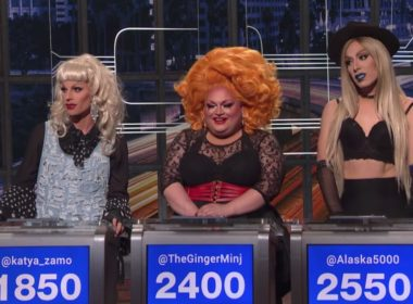 rupaul's drag race @midnight