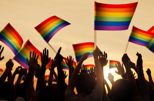marche des fiertés paris LGBTI