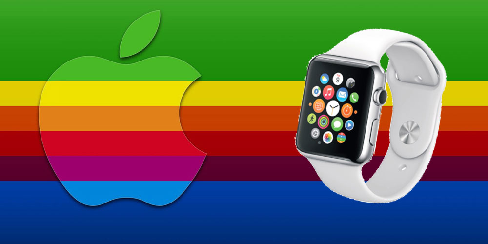 apple iWatch pride