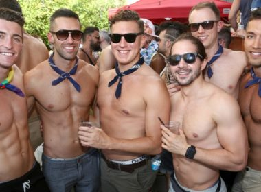 nyc pride parties