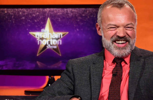 graham norton big red chair