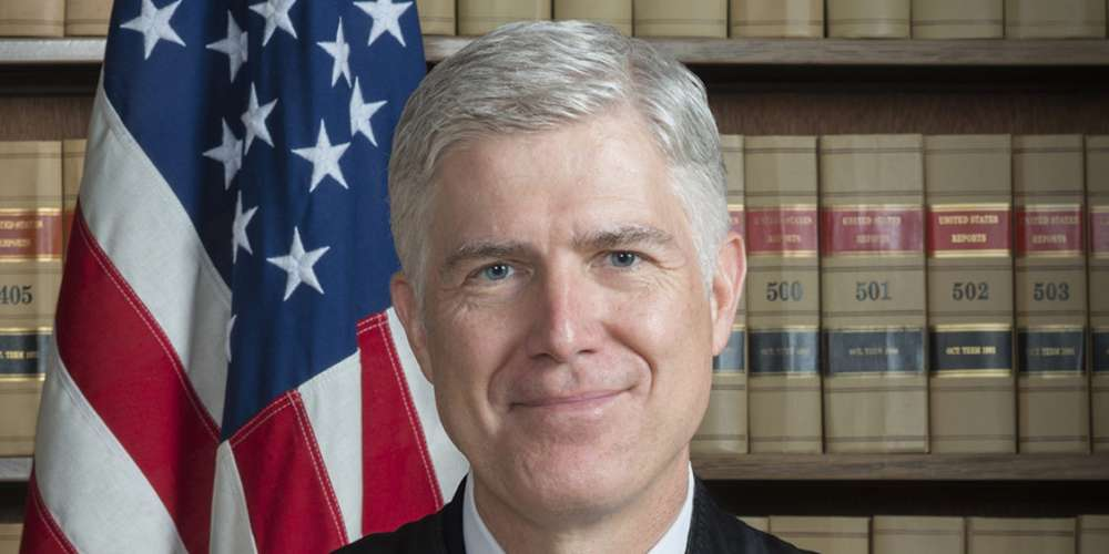 Neil Gorsuch's 2 LGBTQ Supreme Court Decisions Reveal a Lot About Him