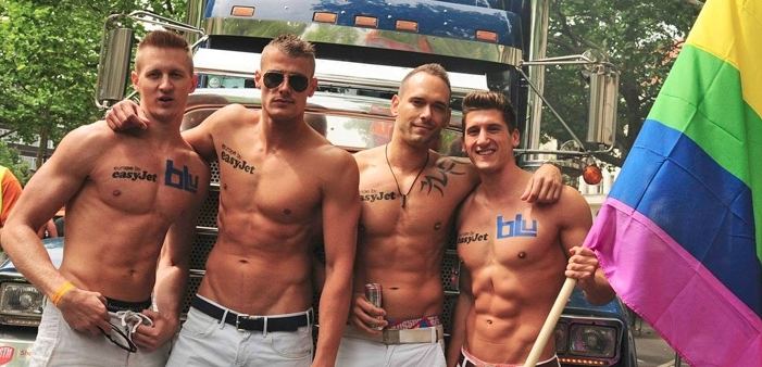 12 Fabulous Gay Events Worth the Trip in 2017