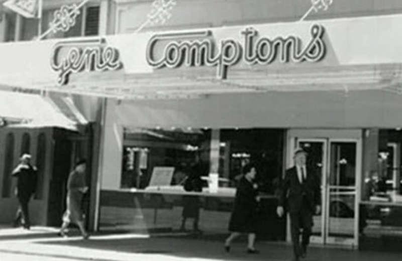 Compton's Cafeteria Riot 1