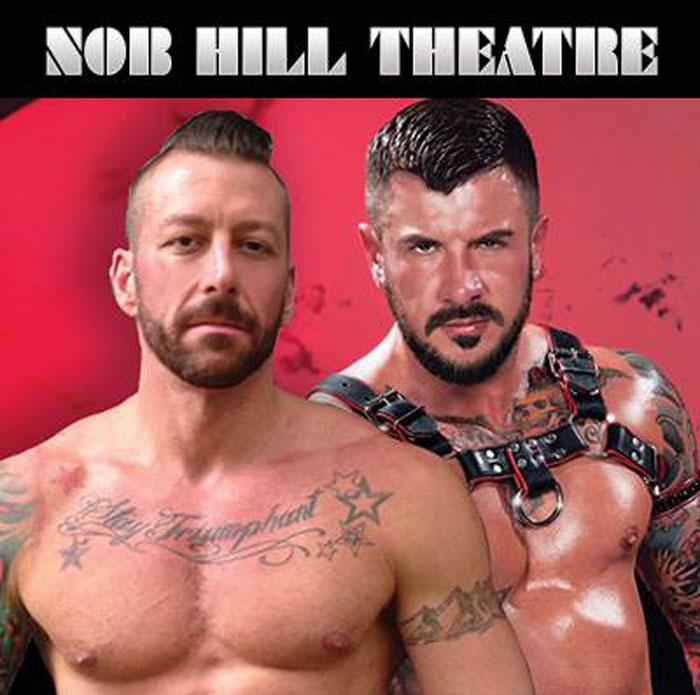 all male revues nob hill theatre