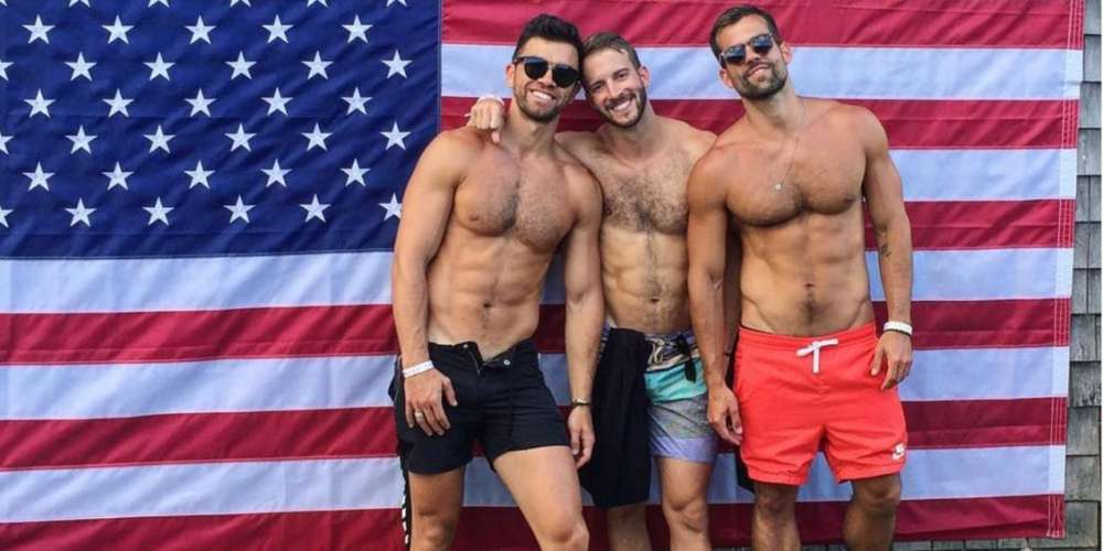 27 Sexy Fourth of July Instagrams That Made America Gay Again