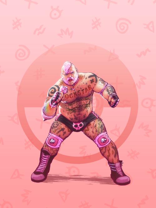 super smash bros. bears jigglypuff