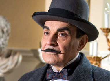 agatha christie gay - poirot