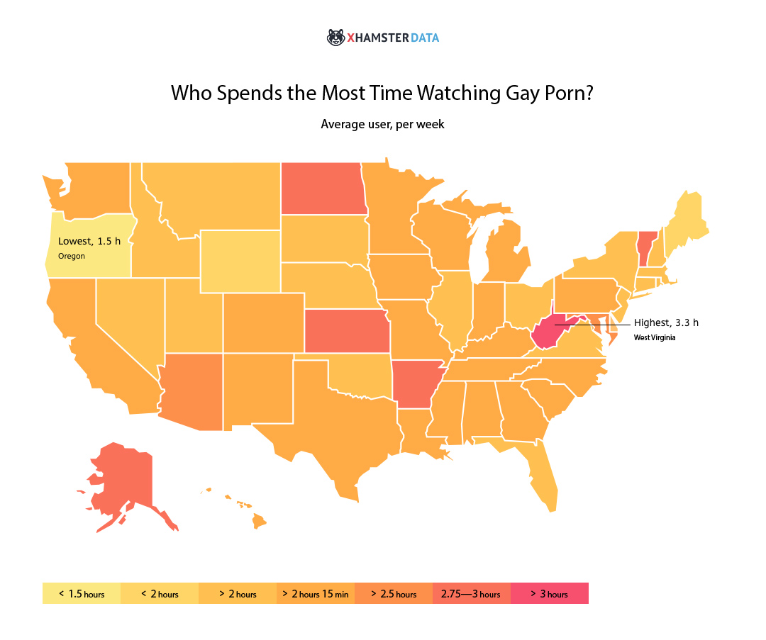 Gay Porn Searches Time Spent