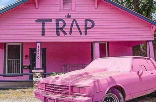 pink trap house hiv