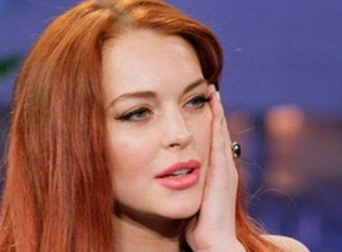 Lindsay Lohan bullying Trump