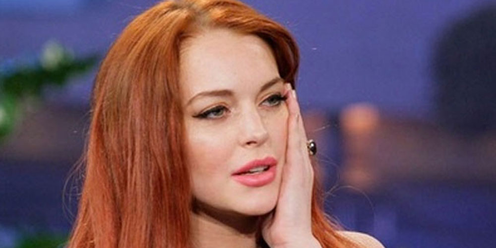 Lindsay Lohan Wants People to Stop 'Bullying' Donald Trump, and She Might Be Right