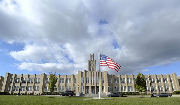 milton hershey school 1