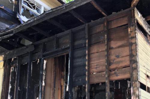 arsonist dallas lgbtq center