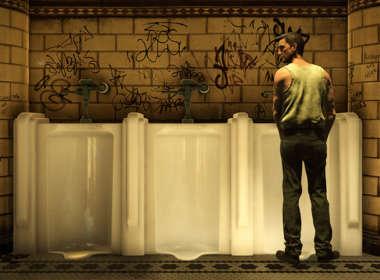 The Tearoom video game gay