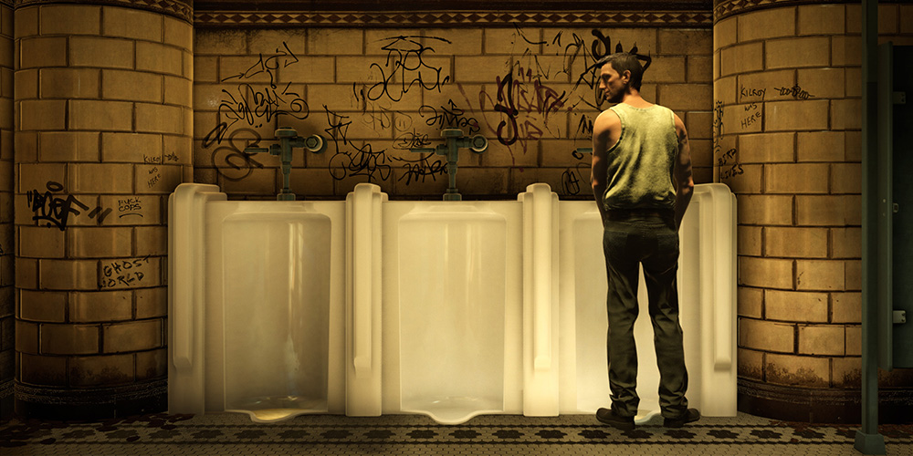 You Need to Play This Video Game Where You Avoid Cops While Giving Bathroom Blowjobs