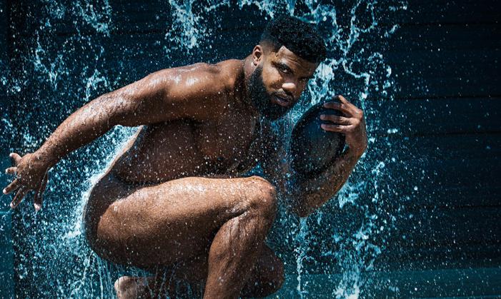 ESPN body issue 2017 37 Ezekiel Elliott