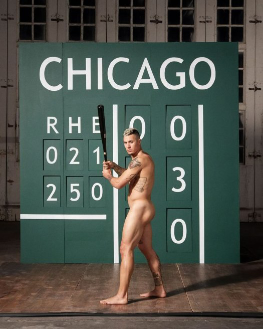 ESPN body issue 2017 22 Javier Baez