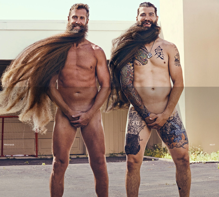 ESPN body issue 2017 19 Joe Thornton and Brent Burns