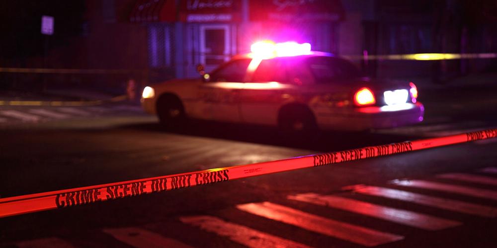 Robert Lee Covington police car murder