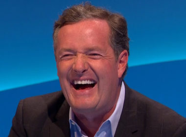 Piers Morgan testicles