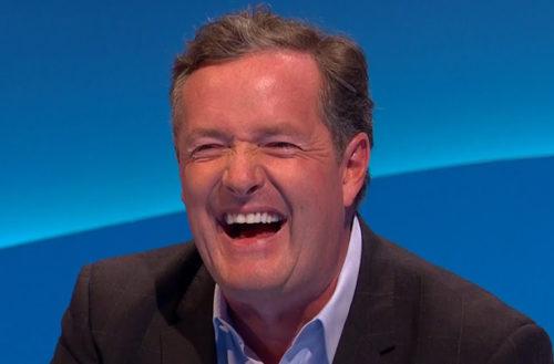 Piers Morgan testicles