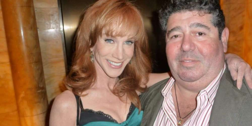 Kathy Griffin Reveals She Met Russian Intermediary Before Donald Trump Jr. Did