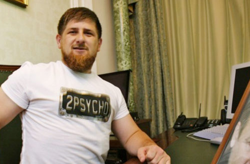 chechnya leader gay