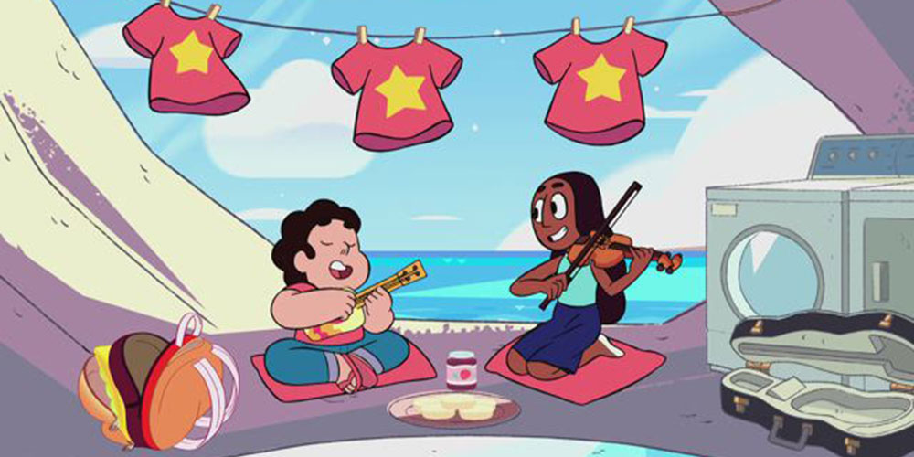 'Steven Universe' Creator Apologizes for New Book's 'Racially Insensitive' Character