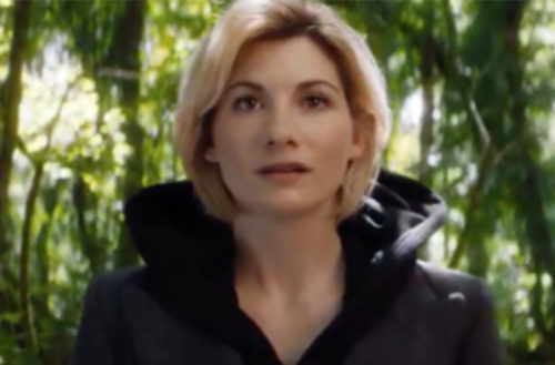 woman doctor who