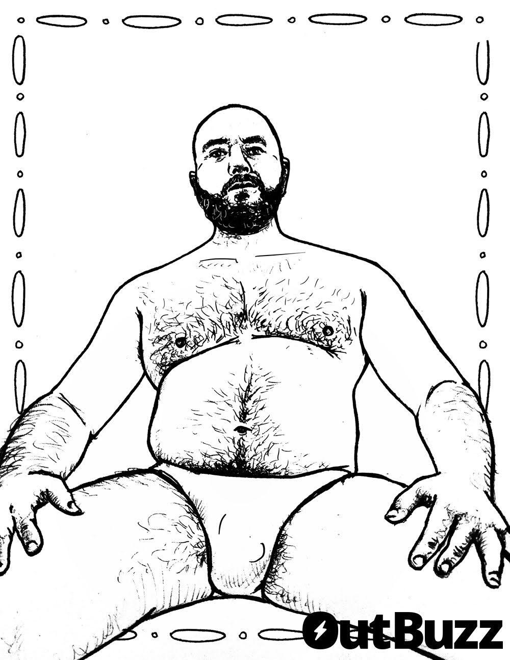 gay coloring book 2