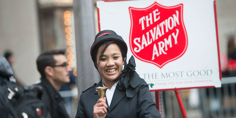 The Salvation Army Discriminates Against Transgender People, Says New York City