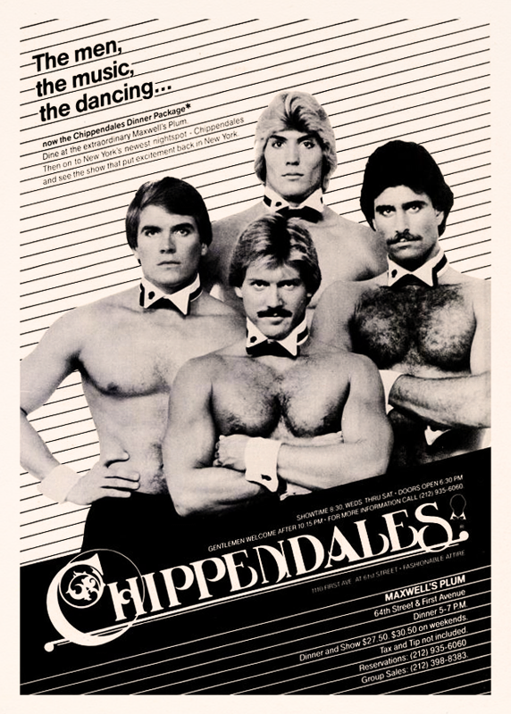 chippendales 3
