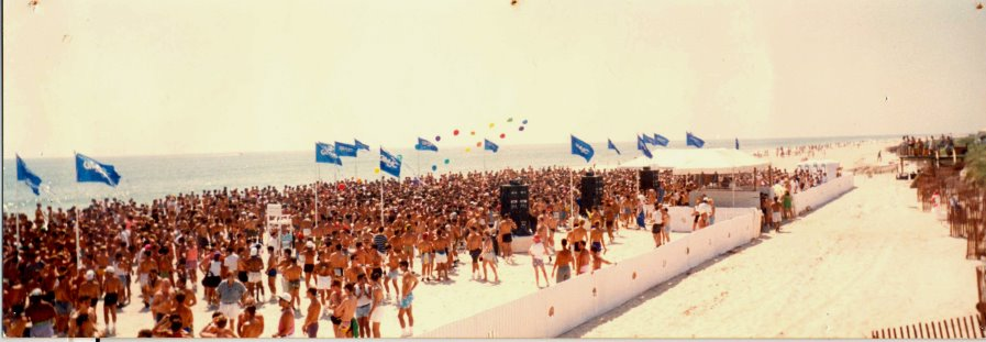 1991 Morning Party