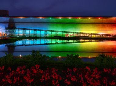 Rainbow Kentucky's Ark Encounter