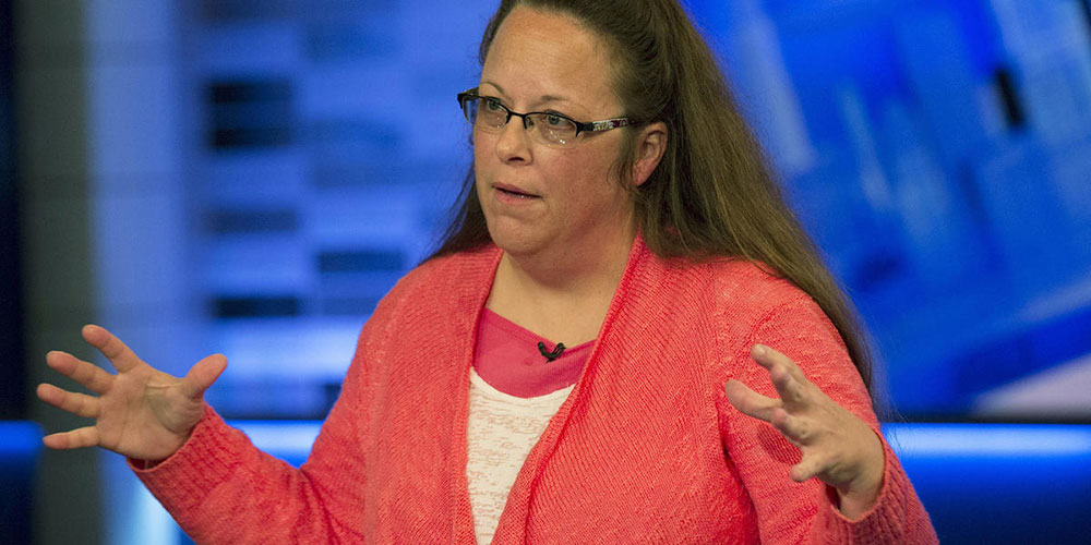 Kim Davis taxpayer