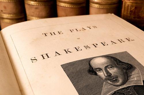 Shakespeare gay