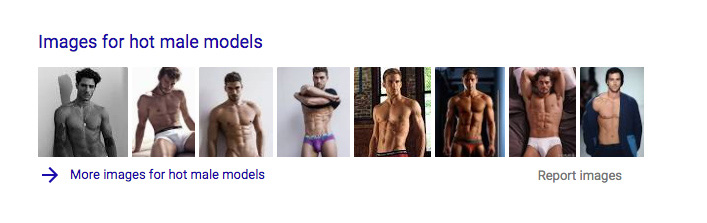 Hot Male Models Basic Ass White Dudes