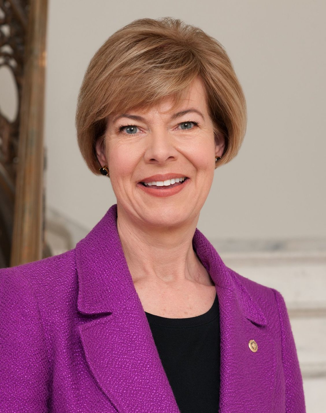first queer president tammy baldwin