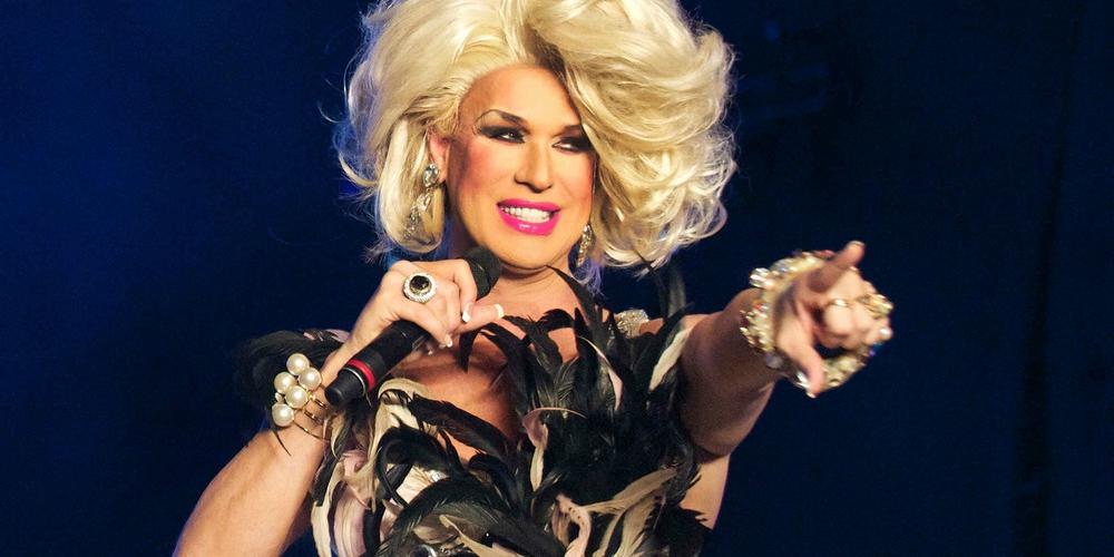 Meet Elaine Lancaster, Miami Beach's Trump-Loving Drag Queen