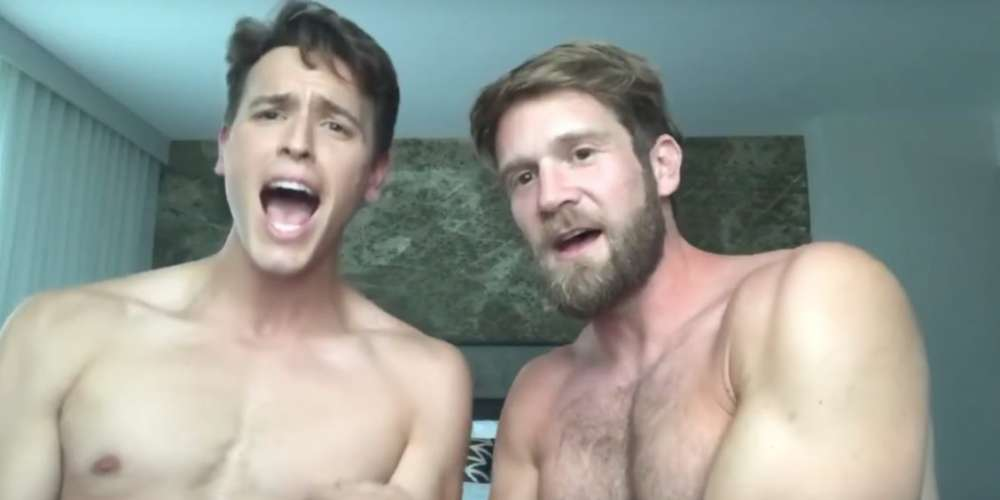 Gay Porn Star Colby Keller Tries to Clarify: 'I Don't Support Trump, But I Did Vote for Him'
