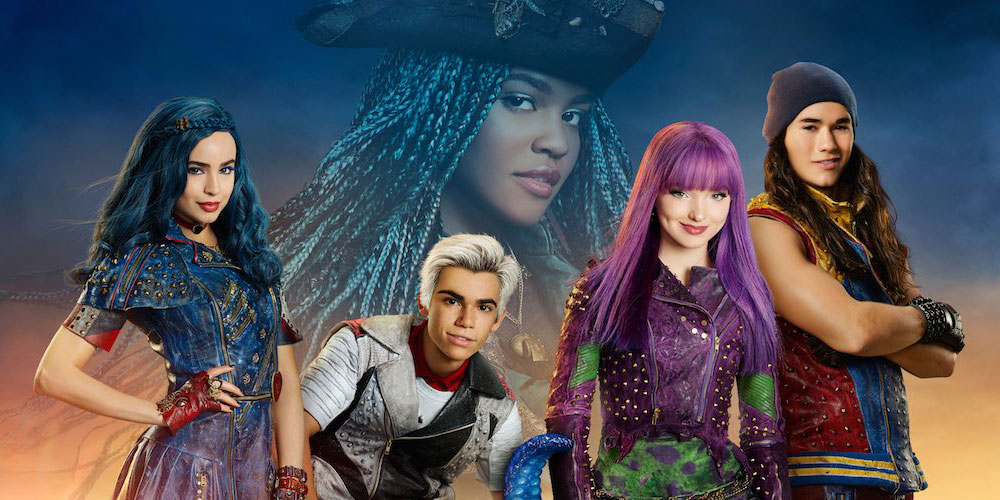 Disney Apparently Deleted a Same-Sex Kiss From Its TV Movie 'Descendants 2'