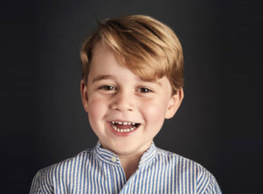 Prince George sexuality